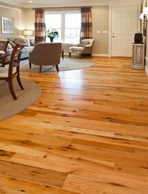 Professional Floor Sanding & Finishing in Wood Floor Repairs London